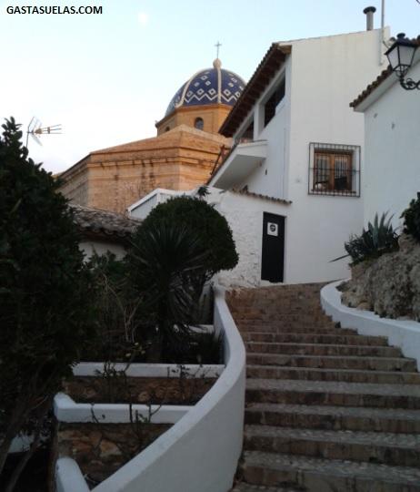 Casco antiguo de Altea (Alicante
