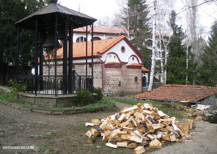 Monasterio Dragalevky (Sofia)
