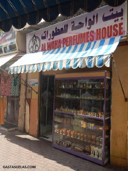 Dubai Zoco Perfumes