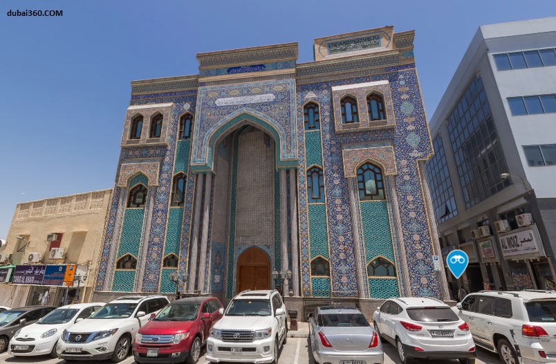 33 Dubai mezquita iraní