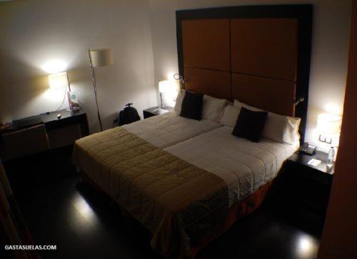 Habitación en Gran Hotel Don Manuel (Cáceres)