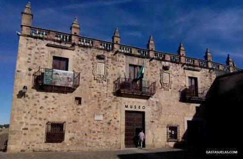 Museo Provincial de Cáceres (Extremadura)