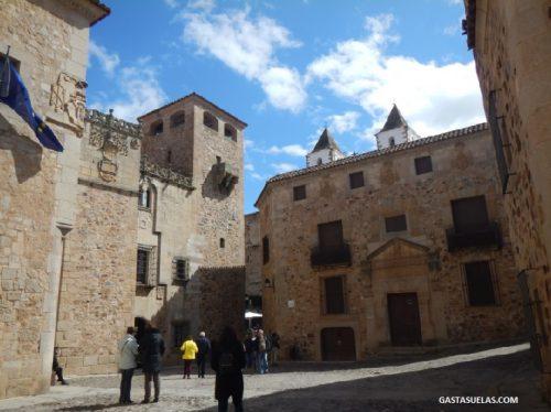 Palacio de los Gofines de Abajo (Cáceres)