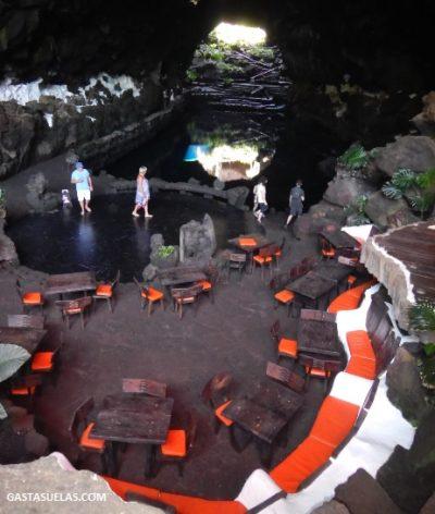 Los Jameos del Agua (Lanzarote)