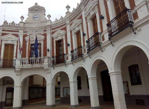 Edificio del Ayuntamiento de Manzanares (Ciudad Real)