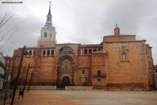 Iglesia de Nuestra Señora de la Asunción (Manzanares)