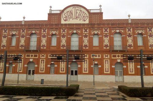 Gran Teatro de Manzanares (Ciudad Real)
