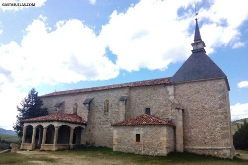 Ermita de los Enebrales en Tamajón (Guadalajara)