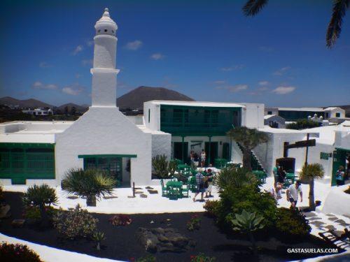 Casa Museo del Campesino en Lanzarote (Canarias)