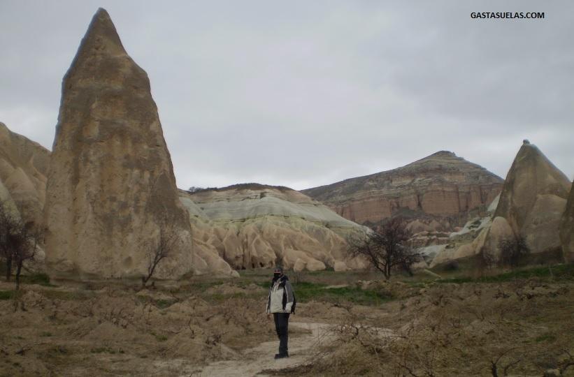 Valle de las Palomas (Capadocia)