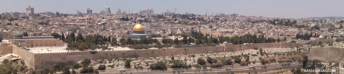 Viaje a Jerusalén: Qué ver y hacer en la ciudad sagrada