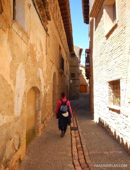 Casco histórico de Alquezar (Huesca)