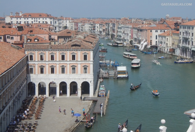 Terrazas en Campo Erberia (Venecia)