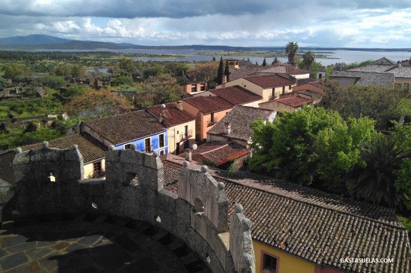 Granadilla (Cáceres): El pueblo abandonado devuelto a la vida