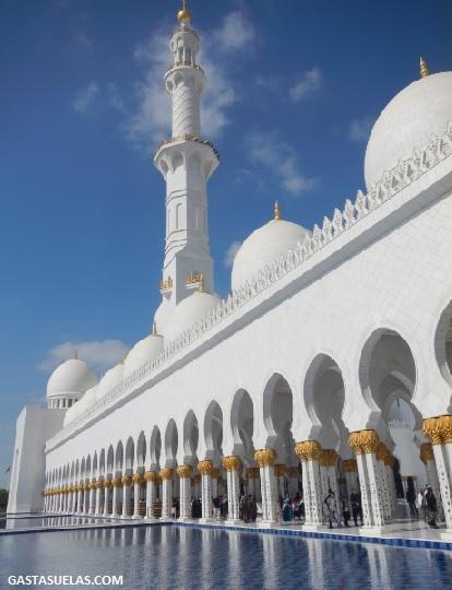 Mezquita Sheikh Zayed (Abu Dhabi)