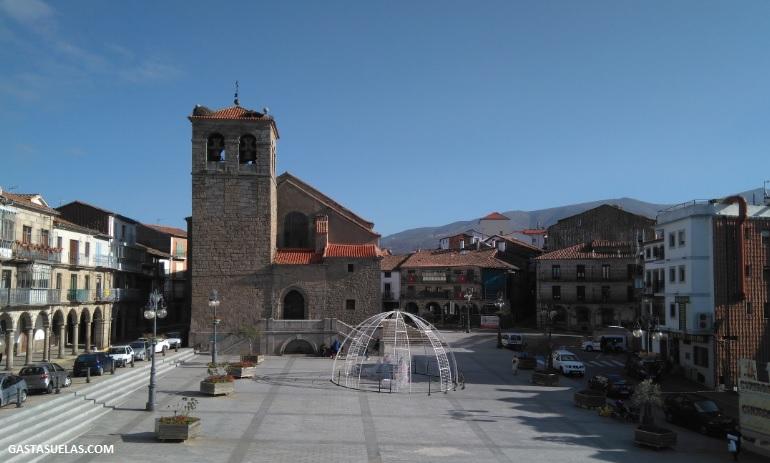 Centro histórico de Béjar (Salamanca)