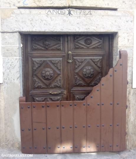 Batipuerta en Candelario (Salamanca)