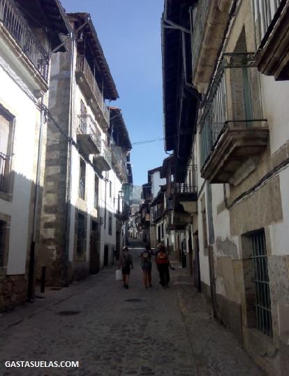 Tres amigas muy locas por Candelario (Salamanca)