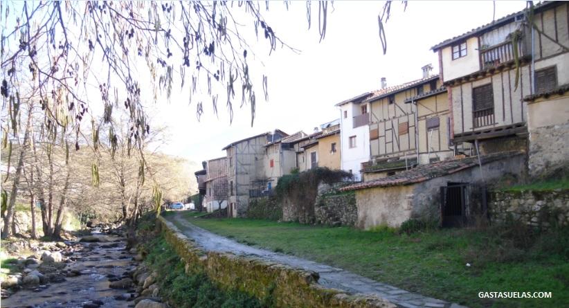 Casco histórico de Hervás (Cáceres)