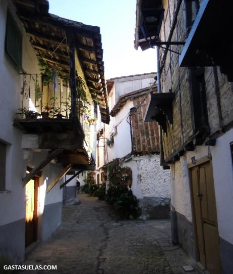 Judería de Hervás (Cáceres)