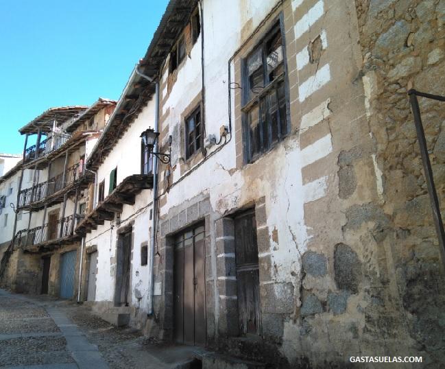San Esteban de la Sierra (Salamanca)