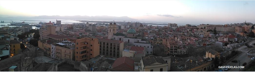 Cómo ir del Aeropuerto de Cagliari al Centro de Cagliari (Cerdeña – Italia)