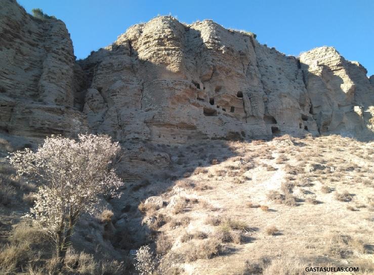 El Risco de las Cuevas (Perales de Tajuña)