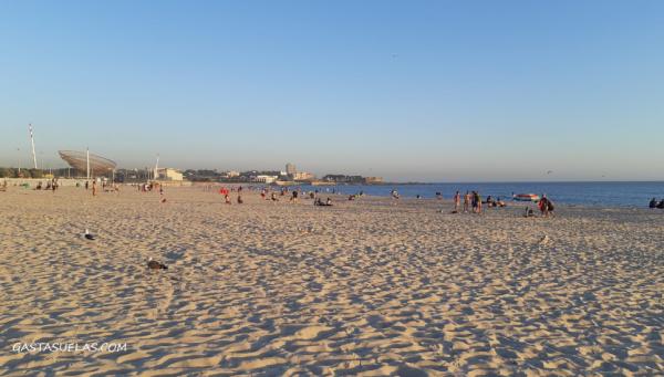 Playa de Matosinhos (Portugal)