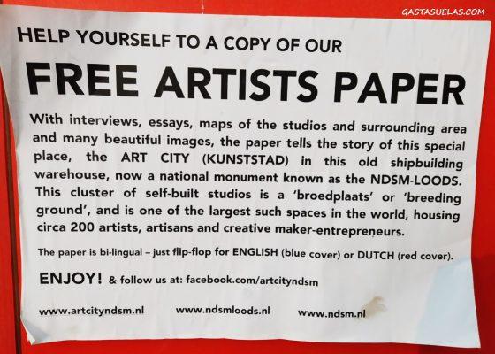 Art City NDSM Amsterdam