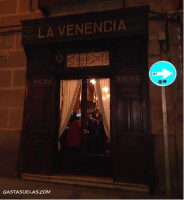 La Venencia Madrid