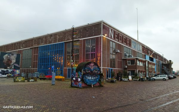 NDSM Ámsterdam Art City