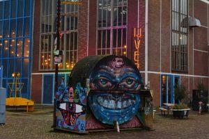 NDSM: El barrio underground de Amsterdam (Holanda)