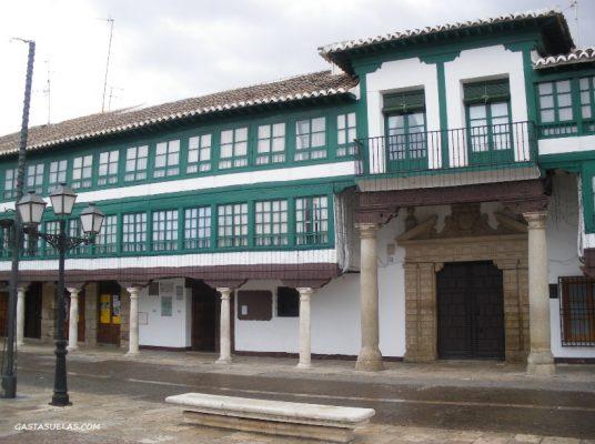 Plaza Mayor de Almagro (Ciudad Real)