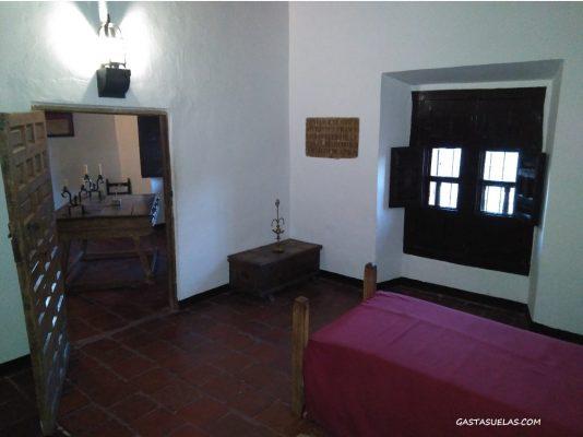 Celda de Quevedo en Villanueva de los Infantes (Ciudad Real)