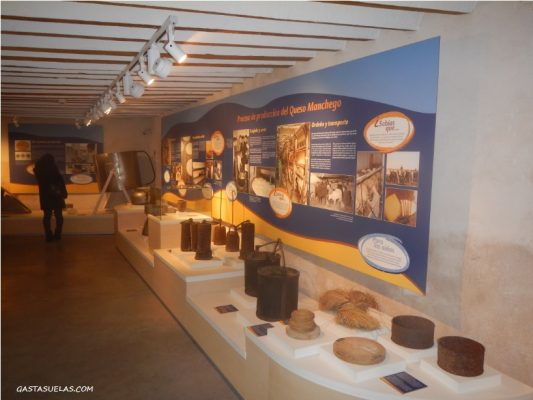 Museo del Queso en Manzanares (Ciudad Real)