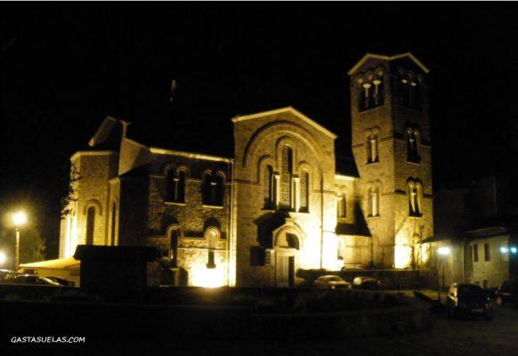 Iglesia en Edessa (Grecia)