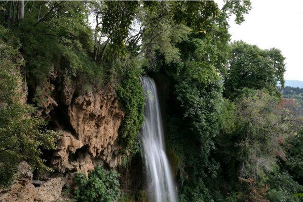 Catarata de Káranos en Edessa