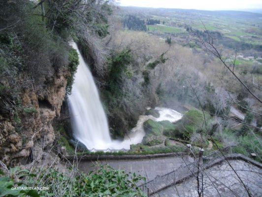Catarata de Káranos (Edessa)