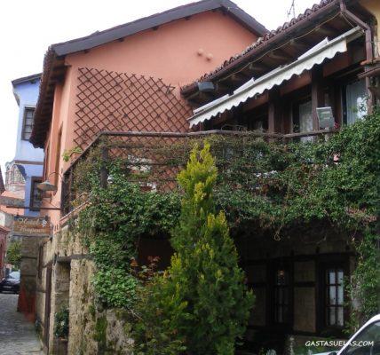 Hotel tradicional en Edessa (Grecia)