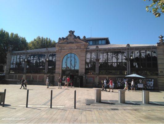 "Mercado ""Les Halle""  (Narbona)"