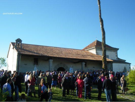 Picota para la Romería de Los Santos (Salamanca)