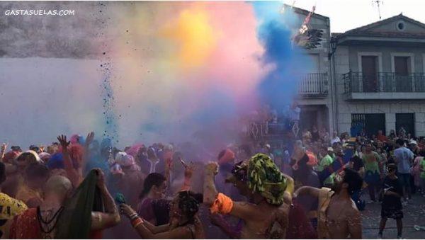 Fiestas de San Bartolo (Los Santos, Salamanca)