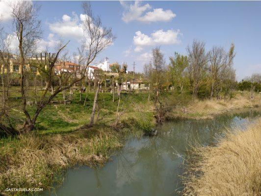Parque Fluvial de Villamanrique de Tajo (Madrid)