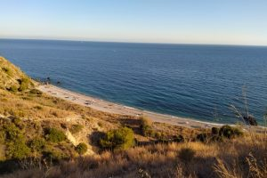 Las mejores playas de Málaga (Andalucía): Acantilados de Maro-Cerro Gordo