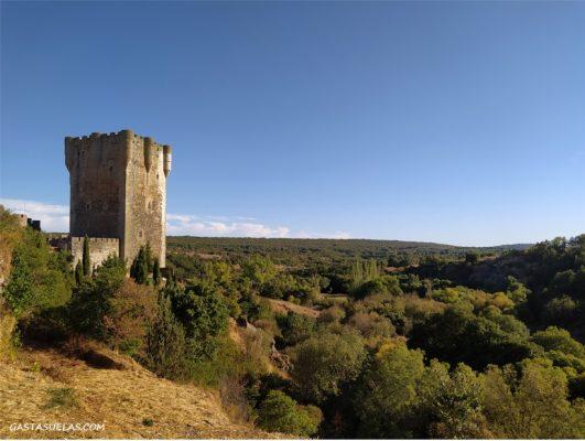 Vistas desde Monleón (Salamanca)