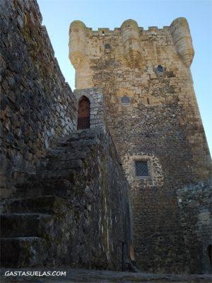 Castillo de Monleón y Torre del Homenaje (Salamanca)
