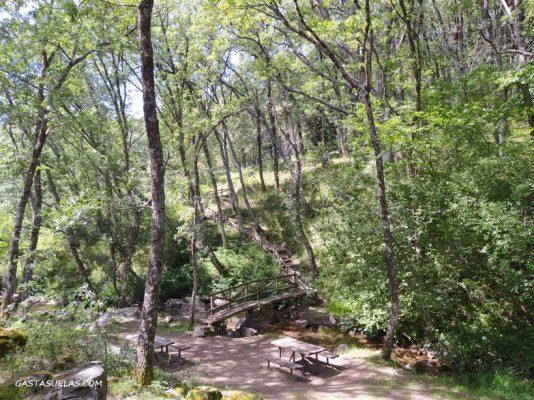 Área Recreativa Dehesa de La Acebeda (Sierra Norte de Madrid)